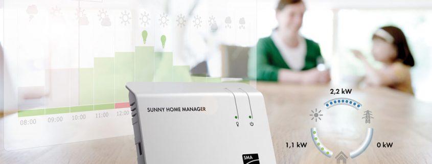 Intelligentes Energiemanagement: Sunny Home Manager