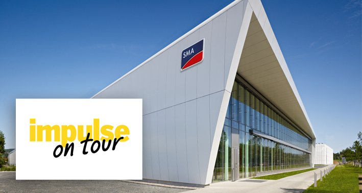 Impulse on Tour bei SMA