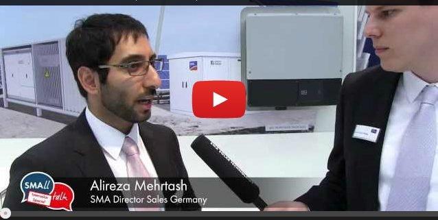 SMAll Talk Dezentrale Solarparks