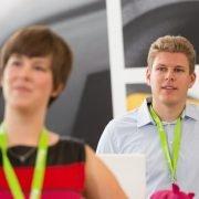 Organisator Jannis Rudzki-Weise