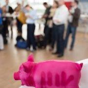 Das Barcamp-Schwein