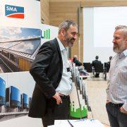 Rund 200 Anlagenbetreiber aus Deutschland besuchten die Veranstaltung.