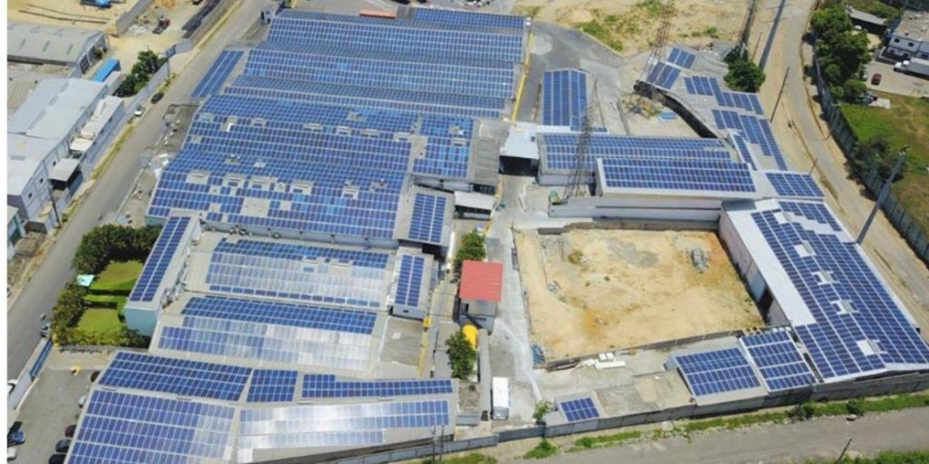 Solar Spotlight: Sol Caribeño Energiza Planta de Manufactura en República Dominicana