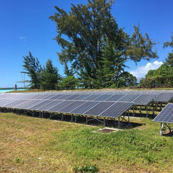 Solar panels The Brando