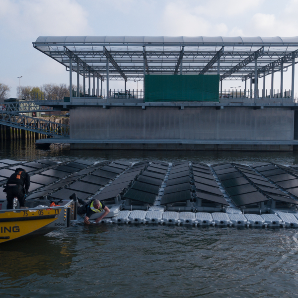 SMA Floating Farm