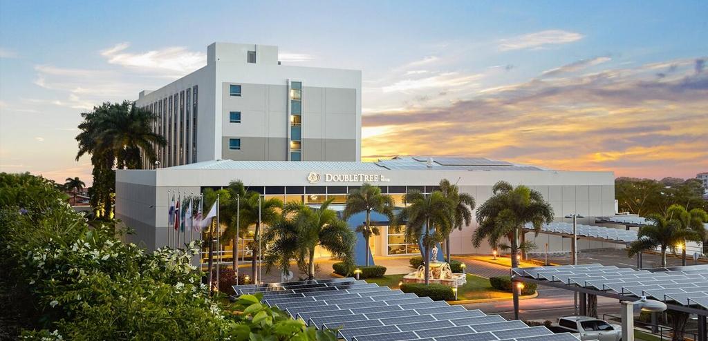 El Hotel Hilton en Nicaragua da el Paso Hacia la Independencia Energética