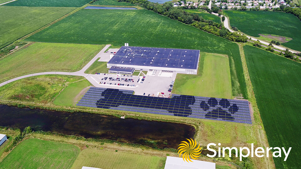 Commercial solar systems Illinois
