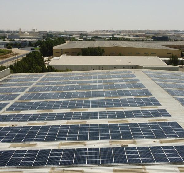 SMASchokoladenhersteller in Dubai stellt auf Solarstrom um