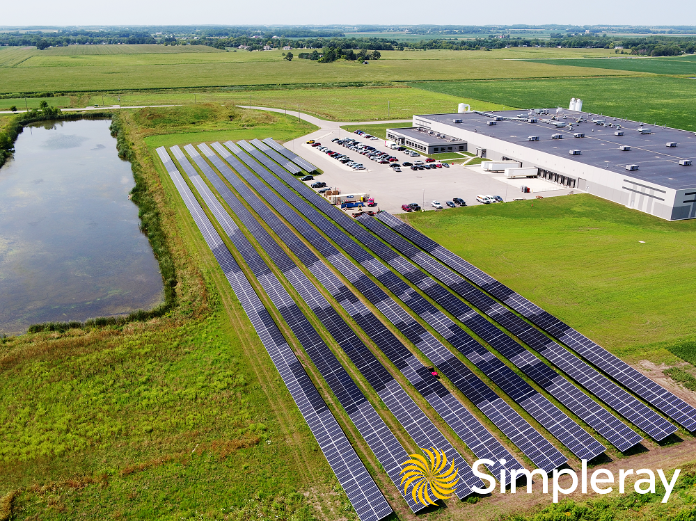 Solar Builder non-residential project of the year nominee
