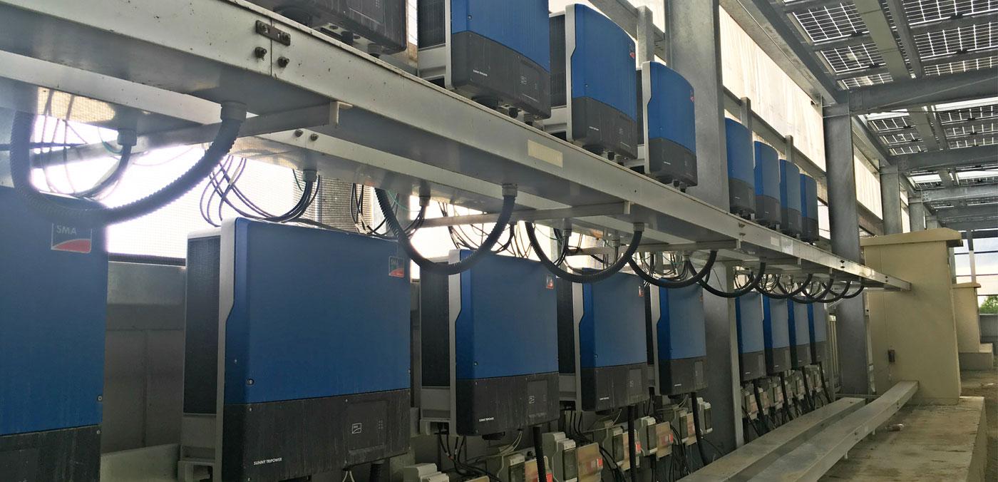 【案场分享】台湾最大的室内养殖场-天王渔电共生养殖场
