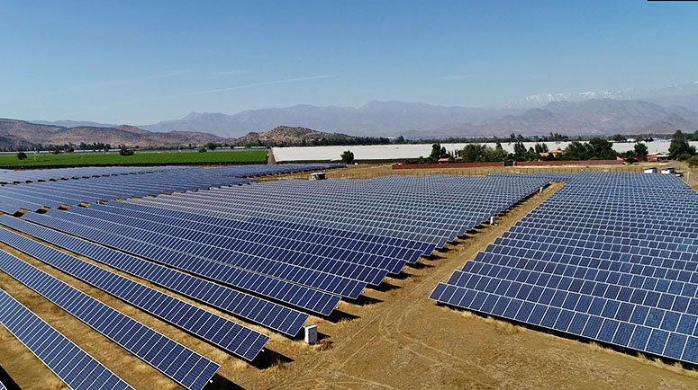 SMA receives order for large-scale project in the Atacama Desert